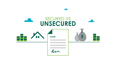 Secured Personal Loans and Unsecured Personal Loans